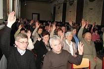 Věcné, dělné a konstruktivní, tak lze ve stručnosti charakterizovat jednání čtvrté valné hromady občanského sdružení Matice velehradské.