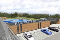 Koupaliště v Bojkovicích projde proměnou za 30 milionů.