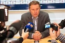 Trenér Slovácka Svatopluk Habanec