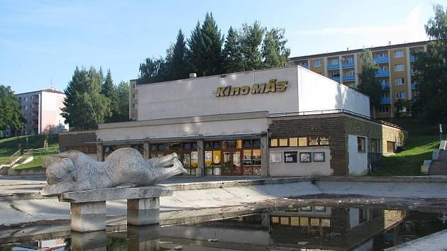 Kino Máj v Uherském Brodě.