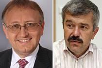 Ladislav Kryštof a Ivan Mařák. Ilustrační foto.