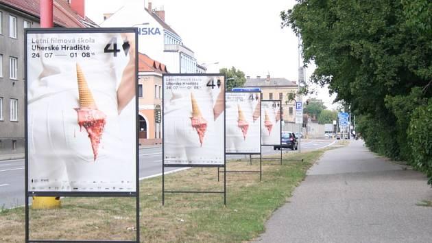 41. ročník Letní filmové školy v Uherském Hradišti. Ilustrační foto.