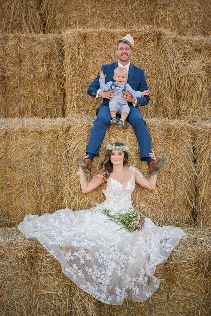 Soutěžní svatební pár číslo 98 - Žaneta a Ivo Kadlecovi, Zlín