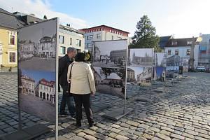 Výstava v Uherském Hradišti s názvem Proměny města