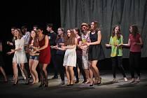 Na Akademii Gymnázia Uherské Hradiště se představili studenti v osmadvaceti vystoupeních.
