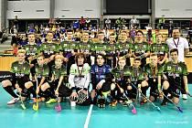 Starší žáci 1.AC Uherský Brod obsadili na finálovém turnaji MČR 4. místo.