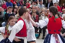 Folklorní soubor Vsacánek. Ilustrační foto.