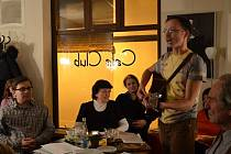 Večer písní a příběhů v Cafe Clubu v Uherském Brodě