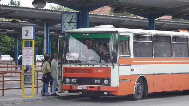 Novou podobu dostane autobusové nádraží v Uherském Hradišti již v říjnu.