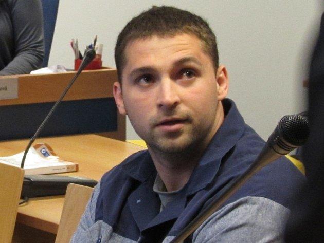 Jakub Juřena si odpykává trest 8,5 roku za přejetí dvacetiletého mladíka na parkovišti v létě roku 2010.