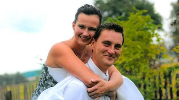 Soutěžní svatební pár číslo 214 - Jana a Luboš Janalíkovi, Holešov