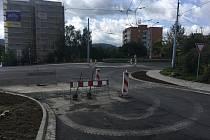 Ulice Středová ve Zlíně získá brzy nový kabát.