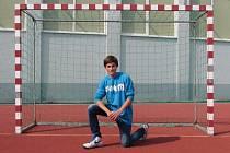 Radim Kuřina, žák ZŠ v Uherském Hradišti, soutěž v pouhých 14 letech už podruhé vyhrál.