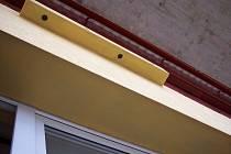 Budky určené k ochraně vzácných rorýsů se objevují zejména na nových fasádách vysokých domů.