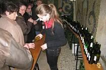 Den vína v Buchlovicích. Ilustrační foto.