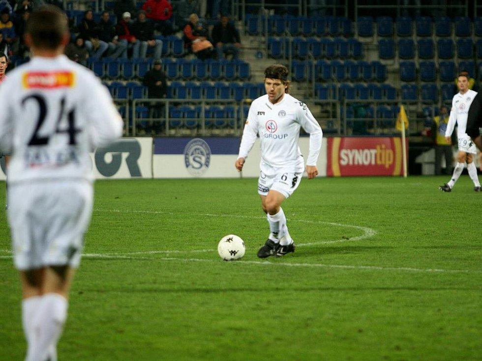 Fotbal 1. FC Slovácko - Kladno 2:0 (1:0).