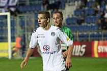 David Pavelka je po povedené sezoně na roztrhání. Ve Slovácku doufají, že se ho podaří udržet.