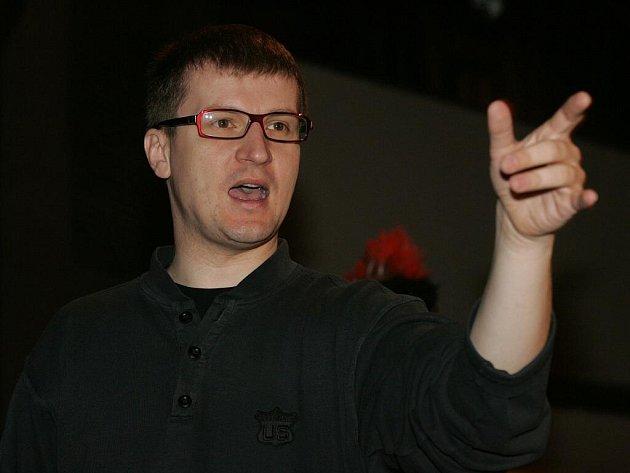 Radek Balaš s herci uherskohradišťské scény spolupracoval už několikrát.