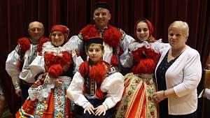 Krojový ples ve Vlčnově 2019