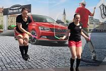 Při příležitosti Dne země ve Starém Městě uvnitř areálu Kovosteelu se představila také Škoda Monte Carlo Show s doprovodným programem.