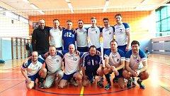 Dvěma výhrami v Holešově podtrhli volejbalisté VSK Staré Město B své prvenství v letošním ročníku krajského přeboru Zlínského kraje. Triumfy v přímém souboji o prvenství si zajistili účast v kvalifikaci o celostátní 2. ligu.Na titulu krajského přeborníka