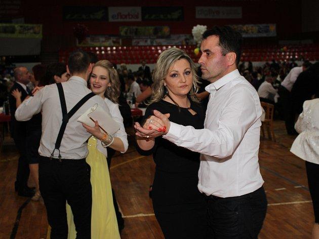 V sobotu 4. března se v Hluku pořádal svým devátým ročníkem Vinařský ples v prostorách tamní sportovní haly. Jeden z největších plesů na Slovácku již tradičně organizovalo vinařství Zlomek a Vávra.