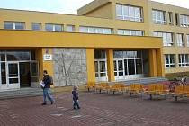 Základní škola U Pálenice v Kunovicích. Ilustrační foto.