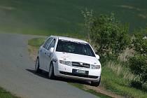 Jezdec popovického Speed Racing Teamu Vladimír Kolařík se poprvé v letošní sezoně prosadil na stupně vítězů. Foto: Speed Racing Team