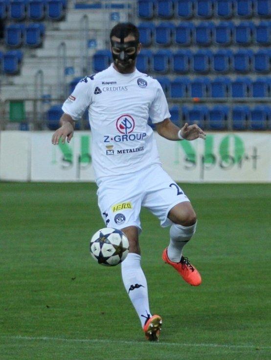 1. FC Slovácko vs. Příbram - Tomáš Košút