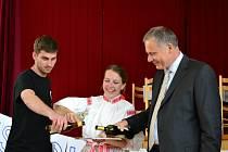 Folklorní soubor Holomňa oslavil v sobotu páté narozeniny.