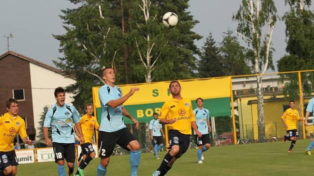 1. FC Slovácko - FC Nitra 2:0 (přípravný zápas).