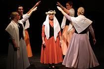 Scéna Slováckého divadlo patřila v neděli 13. ledna tanečníkům souboru Hradišťan. Pořad byl jakýmsi pomyslným sestřihem programu, kterým Hradišťan reprezentoval kulturu České republiky v Jižní Koreji.