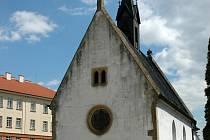 Velehradská kaple svatých Cyrila a Metoděje.