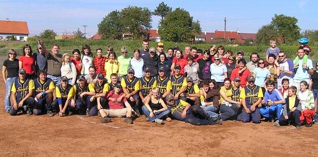 Softbalisté Snails Kunovice dotáhli do úspěšného konce svůj sen o první lize a v příštím ročníku se představí v nejvyšší soutěži.