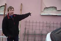 Z původní budovy mateřské školy ve Zlámanci zůstanou jen obvodové zdi. Vše ostatní se musí opravit.