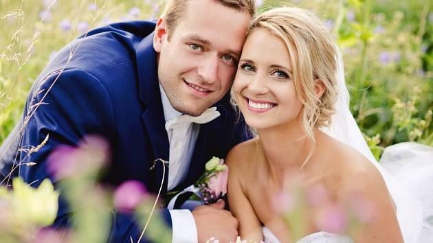Soutěžní svatební pár číslo 146 - Petra a Martin Vaňákovi, Olomouc
