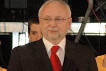 Lídr ODS v Uherském Hradišti Květoslav Tichavský