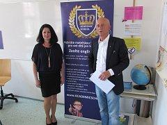 Soukromá škola Čtyřlístek se od září přejmenuje na Academic School. Za změnou stojí senátor Ivo Valenta