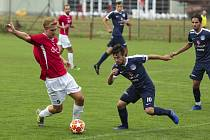 Fotbalisté Uherského Brodu se v sobotu na Orelském stadionu utkají s béčkem Slovácka