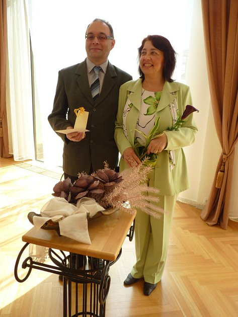 Soutěžní pár číslo 18 - Alena a Adolf Sedlmayerovi, Přerov