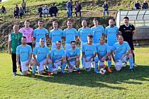 Fotbalisté Březové jsou na čtvrtém místě okresního přeboru Uherskohradišťska.