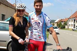 Gabriela Soukalová a Petr Koukal