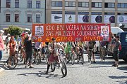 Milovníci proslulé jízdy na historických kolech si dali v sobotu už po třiačtyřicáté dostaveníčko na akci Giro de Pivko.