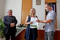 Při Dnech lidí dobré vůle vyhlásili na Velehradě výsledky celostátní soutěže o nejlepší obecní a městské zpravodaje.