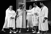Jaká nálada vládne v zákulisí před premiérou Platonova?
