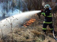 Zákaz v době mimořádného sucha prý porušovali lidé na Slovácku jen výjimečně. Ilustrační foto.