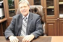 Vladislav Mazúrek je generálním ředitelem MESITu rok a půl.
