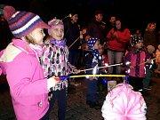 Berušky a broučci se slétli na Masarykovo náměstí v Uherském Hradišti