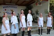 Obecní úřad Nedachlebice uspořádal v sobotu  soutěž pěveckých sborů s názvem Nedachlebský džbánek.