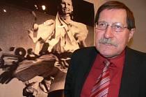 Vladislav Galgonek je služebně nejstarším fotografem ČTK.